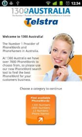 download 1300 Australia apk