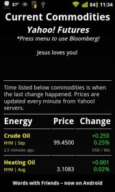 download 4Ever Current Commodities FREE apk