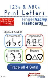 download ABCs HWT Handwriting Print apk