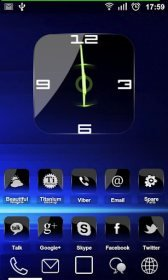 download Analog Clock Collection HD apk