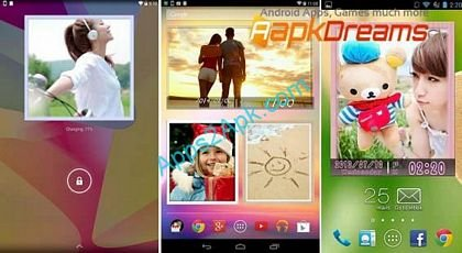 download Animated Photo Frame Widget + apk