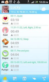 download Baby Care - track baby growth apk