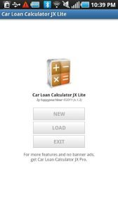 download Car Loan Calculator JX Lite apk