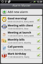 download Connective Tools Alarm Master apk