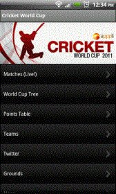 download Cricket World Cup 2011 - Pro apk