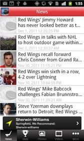 download Detroit Red Wings on MLive.com apk