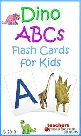 download Dino ABCs Alphabet for Kids apk