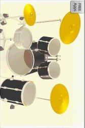 download Drummer : a free drum kit apk
