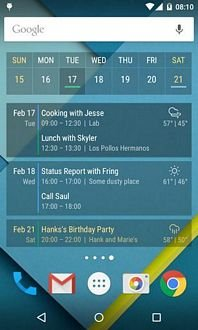 Event Flow Calendar Widget Premium app for Android Download : Free