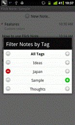 download Flick Note apk