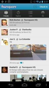 download Foursquare apk