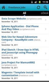 download Freelance Jobs apk