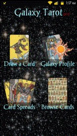 download Galaxy Tarot Pro apk