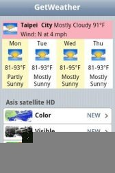download GetWeather apk