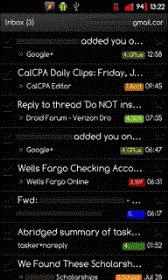 download Gmail Blacked Out apk