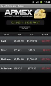download Gold Silver apk