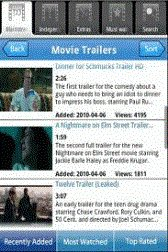 download HD Trailers apk