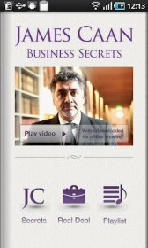 download James Caan Business Secrets apk