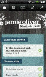 download Jamies 20 Minute Meals apk