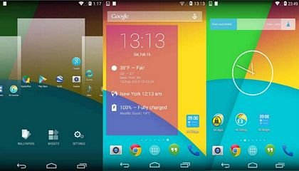 download KK Launcher Prime apk