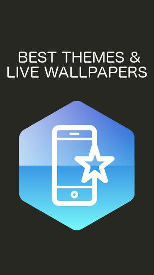 live wallpaper and theme gallery app