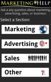 download Marketing Help apk