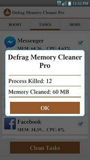 download Memory Cleaner Pro apk