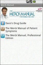 download Merck Manual Suite + Drugs apk