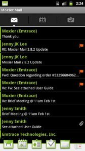 download Moxier Mail Exchange - Trial apk