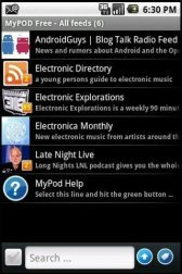 download MyPOD Podcast Manager Free apk