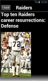 download Oakland Raiders by 24-7 Sports apk