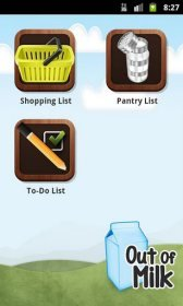 download Out of Milk Shopping List apk