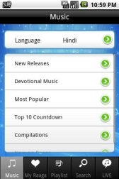 download Raaga.com - A World of Music apk