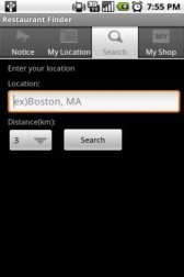 download Restaurant Finder apk