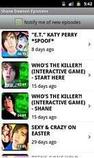 download Shane Dawson Episodes apk