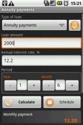 download Simple Loan Calculator apk