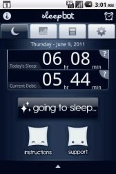 download Sleep Bot Tracker Log apk