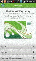 download Starbucks apk