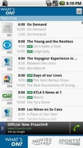 download TV Listings for apk