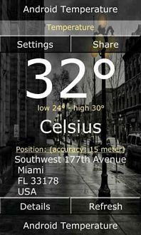 download Temperature Pro apk