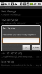 download TextSecure Beta apk