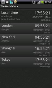 download The World Clock Free apk