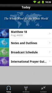 download Thru The Bible Radio Network apk