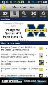 download University of Michigan Sports apk