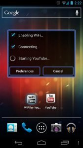 download WiFi for YouTube apk