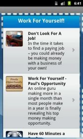 download Work For Yourself apk