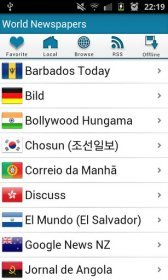 download World Newspapers apk