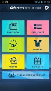 download Yahoo Sports Beyond Gold 2012 apk