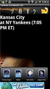 download Yankees Baseball News Score apk