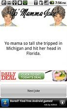download Yo Mamma Jokes apk